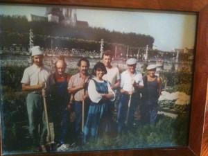 Villandry Gardeners