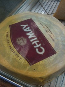 Cherry Grove Maidenhead Style Cheese!
