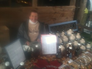 Sue's Sweet Smile & Ridge Valley Maple Syrup